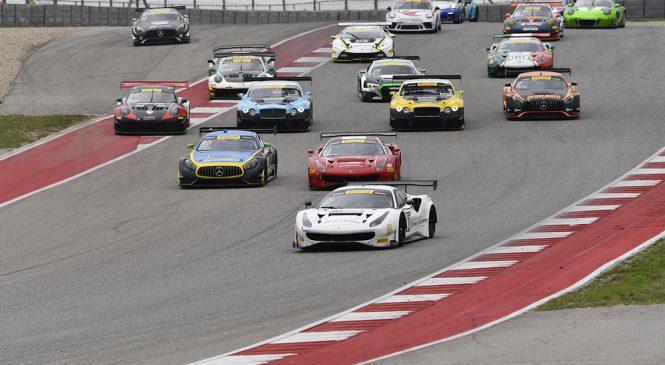 23 экипажа откроют сезон обновленной американской серии «Бланпен ГТ»