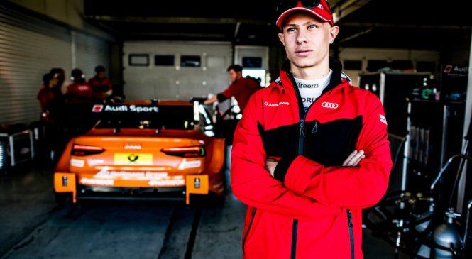 Маттиа Друди стал новым заводским гонщиком «Ауди»