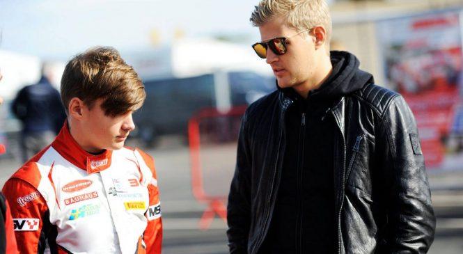 Младший брат Маркуса Эрикссона проведёт 2019-й в британской Ф3 на полном расписании