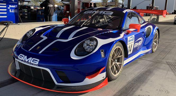 Чемпион ГТ4 «ГМГ Рэйсинг Порше» выступит в американской серии «Бланпен ГТ»