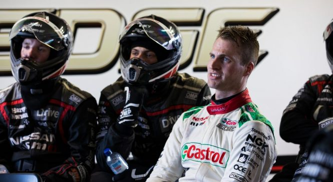 Джейкобсон стал последним подтвержденным гонщиком «Суперкарз»