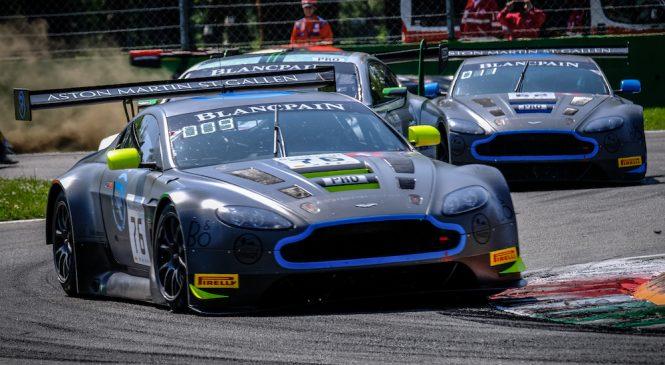 Наследник австрийского императорского дома проведёт сезон «Бланпен ГТ» за рулём заводского «Астон Мартина»