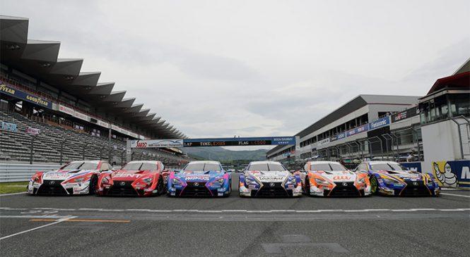 ЛМП1 и «Супер ГТ». «Тойота» представила программу в гонках спортивных автомобилей