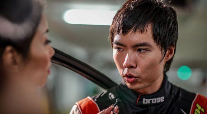 Цинхуа Ма возвращается в мировой туринг с «Мюльсан»