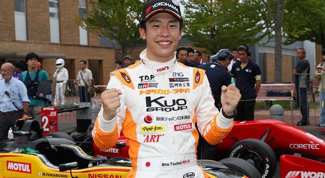 Цубои показал лучшее время в вечерней сессии тестов «Супер Формулы», Маркелов — 16-й
