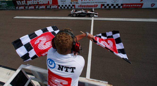 Гран-при Сент-Питерсберга: «Пенске» начинают и выигрывают