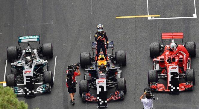 В «Формуле-1» могут начать начислять очко за быстрейший круг гонки