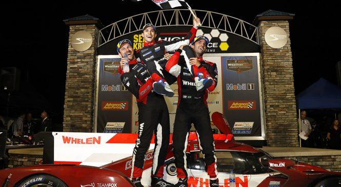 Действующие чемпионы победили в Сибринге, «Кадиллак» вновь занял весь подиум