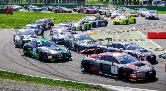 Десять производителей сразятся в сезоне гонок на выносливость «Бланпен ГТ»