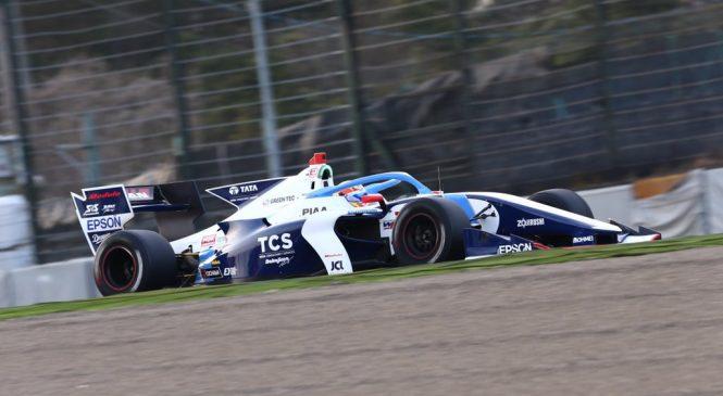 Палоу стал быстрейшим в первый день тестов «Супер Формулы», Маркелов — 16-й