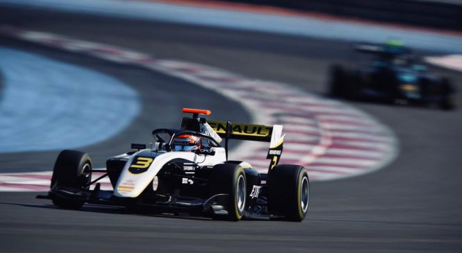 Лундгор сохранил лидерство во второй день тестов Ф3, Шварцман остался четвёртым