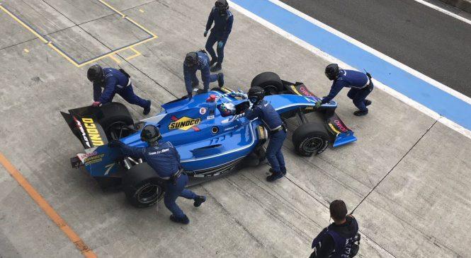 Ямамато — быстрейший в утренней сессии первого дня тестов «Супер Формулы», Маркелов — 18-й