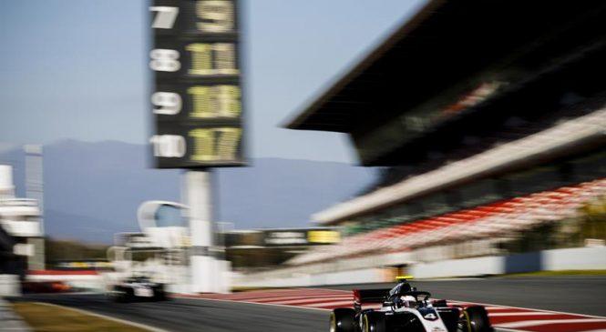 Ник и остальные. Обзор первого дня тестов «Формулы-2» в Барселоне