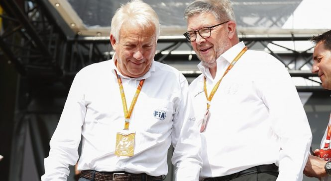 Росс Брон: Я знал Уайтинга всю свою гоночную жизнь