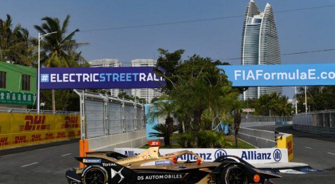 Санья: Первая победа действующего чемпиона «Формулы-Е» в сезоне