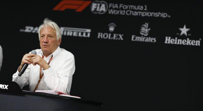 За день до старта нового сезона «Формулы-1» скончался Чарли Уайтинг