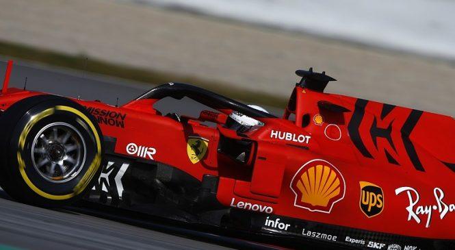 «Феррари» вернёт в название «Мишн Виннау» уже в Бахрейне