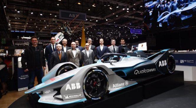 Пять фактов о втором поколении автомобилей «Формулы-Е»