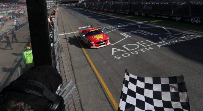 Маклофлин вновь победил в Аделаиде