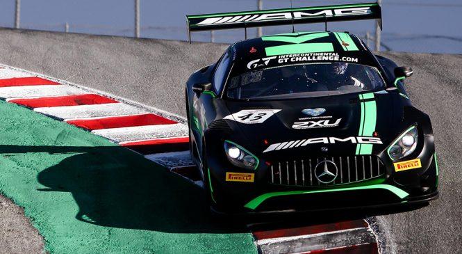 Чемпион ДТМ проведет сезон Межконтинентальной серии ГТ в составе «Мерседес-АМГ»