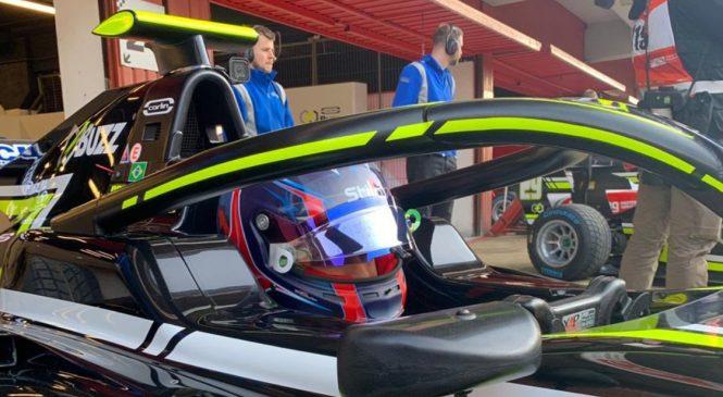 Другович стал быстрейшим в вечерней сессии тестов Ф3 в Испании, Шварцман — девятый
