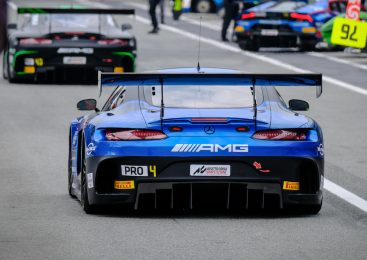 Ринат Салихов представит «Феррари» в мировой серии «Бланпен ГТ»
