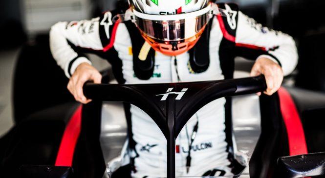 Пульчини стал лучшим в утренней сессии тестов Ф3 в Барселоне, Шварцман — третий