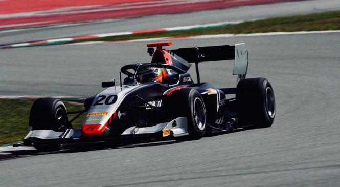 Цендели стал первым в вечерней сессии второго дня тестов Ф3 в Барселоне, Пульчини остался лучшим по итогам дня