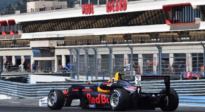 Лоусон выиграл первую гонку «Евроформулы» на «Поль Рикаре», Петров сошел
