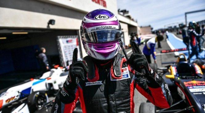 Сато выиграл вторую гонку «Евроформулы» на «Поль Рикаре», Лоусон рискует потерять второе место