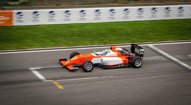 СМП «Формула-4» потеряла международный статус