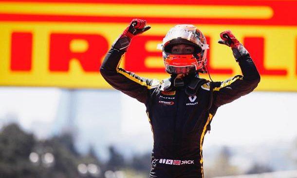 Джек Эйткен выиграл субботнюю гонку «Формулы-2» в Баку, Мазепин — восьмой