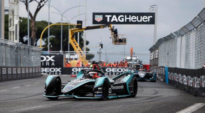 Седьмой победитель в семи первых гонках и первая победа «Ягуар» в электроформуле