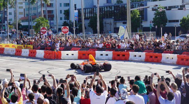 В Майами сменят локацию для проведения гонок Ф1