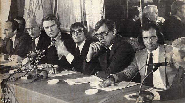 Главы команд-членов ФОКА и Макс Мосли