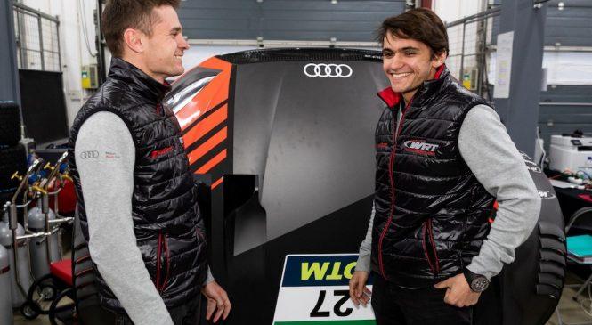 Тестовый гонщик «Хаас Ф1» Пьетро Фиттипальди проведет сезон в ДТМ в составе «ВРТ Ауди»