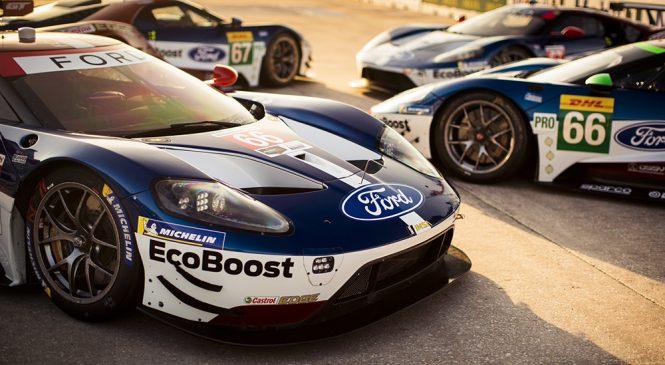 «Форд» подтвердил завершение заводской программы в чемпионате мира и ИМСА по окончании сезона
