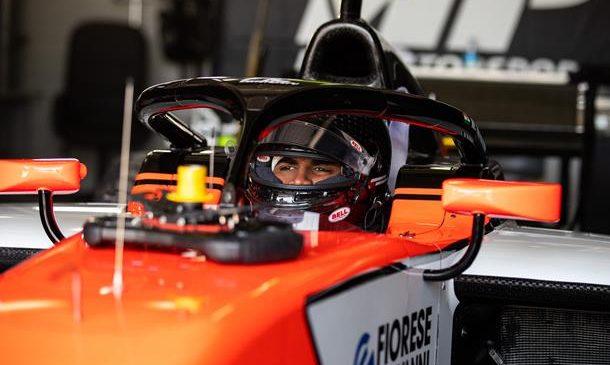 Рагхунатан будет стартовать с пит-лейн в субботней гонке «Формулы-2»