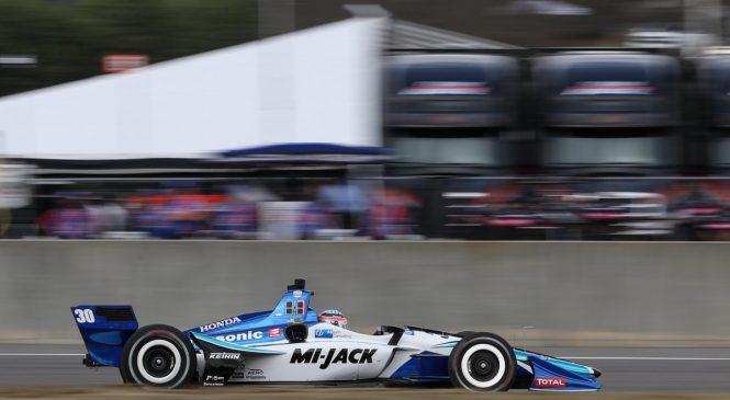 Четвёртая победа Сато в «Индикаре» и ни одного гонщика «Пенске» в топ-3. Итоги Гран-при Алабамы