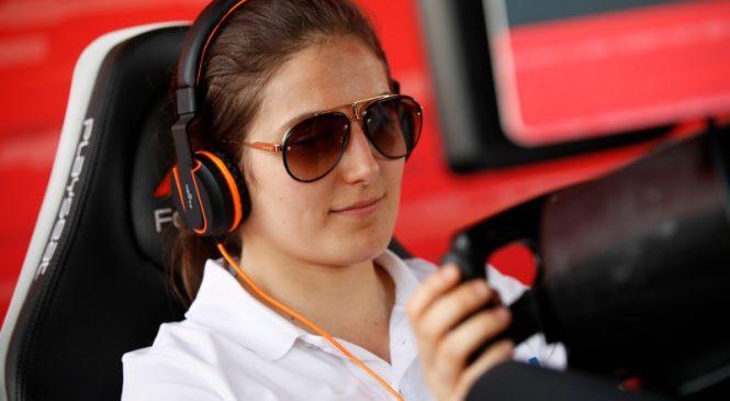 Гонщики «Арден» об этапе «Формулы-2» в Баку