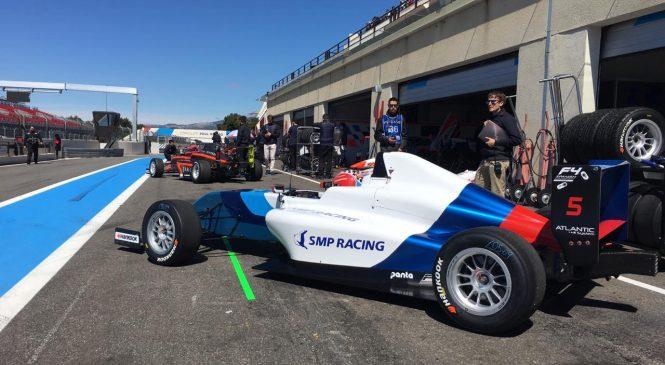 Лобаненко стал восьмым во второй гонке испанской Ф4 на «Поль Рикаре»