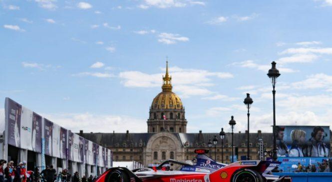 Верляйн стартует с поула в Париже