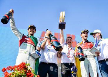 Лучшие моменты за пять лет «Формулы-Е»