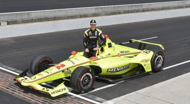 Пажно выиграл поул «Инди-500», Алонсо не прошел квалификацию