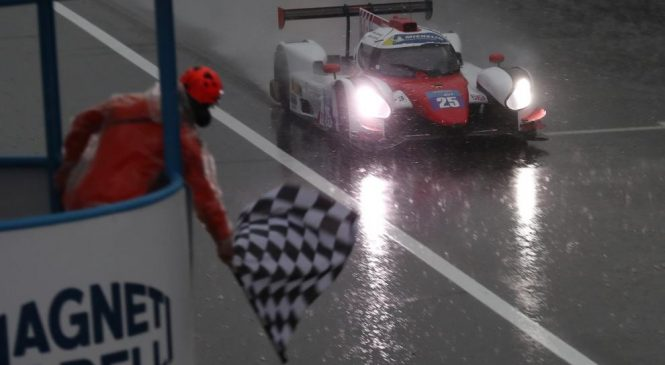 «Ланан Рэйсинг» выиграл дождевой финал гонки Кубка Ле-Ман в Монце