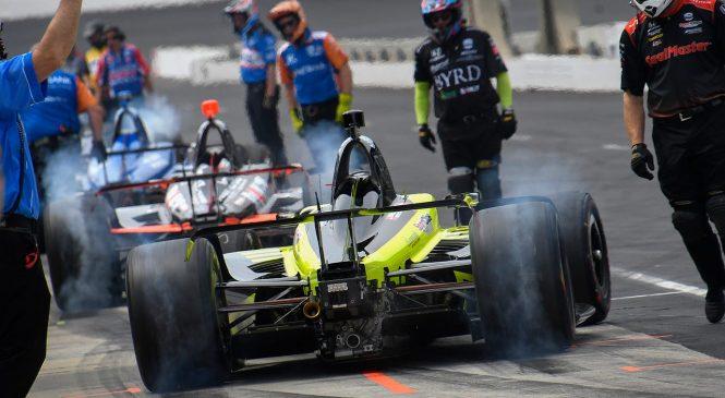 Насколько отличается «Инди-500» с «Даллара DW12» от остальных гонок «Индикара» в Индианаполисе?
