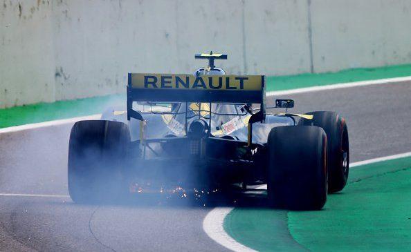 Хюлькенберг стартует с пит-лейна в Гран-при Испании