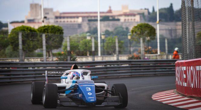 Смоляр проиграл только Мартинсу в первой гонке Еврокубка ФР2.0 в Монако