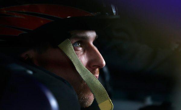 Дэнни Хэмлин перенёс отравление угарным газом во время гонки в Довере
