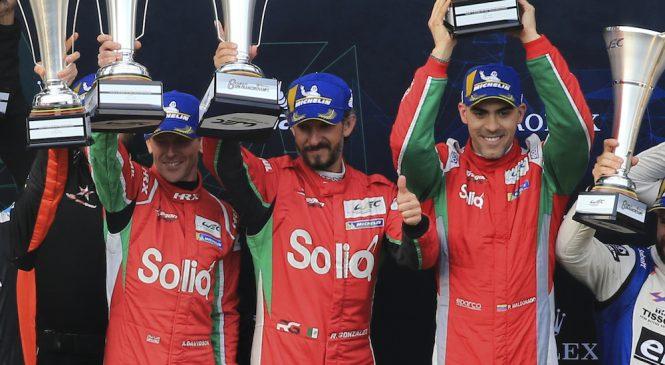 Мальдонадо, Гонсалес и Дэвидсон сменят команду в Чемпионате мира по гонкам на выносливость